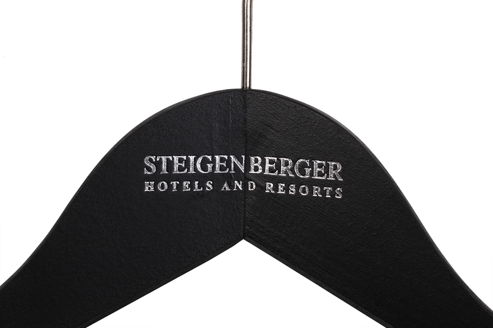 Heißprägedruck - Steinberger, hotels and resorts
