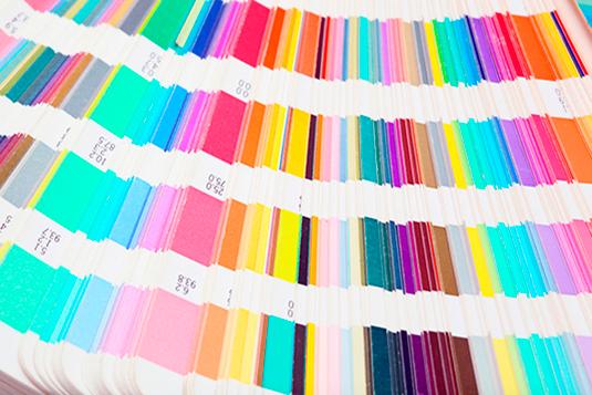 Pantone Farben