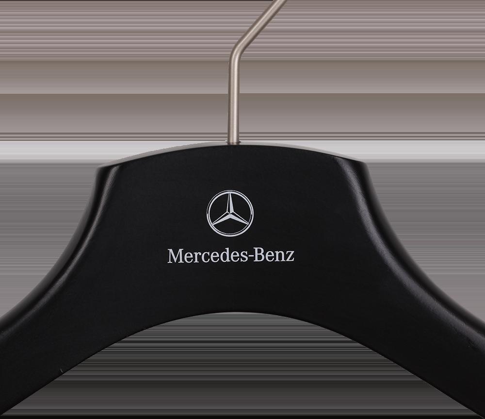 Tampondruck (einfarbig) für Mercedes Benz